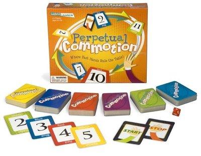 大安殿實體店面 Perpetual Commotion 一路玩到掛 正版益智桌上遊戲