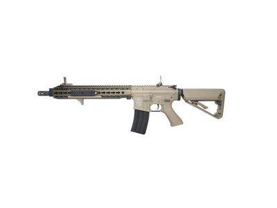 (武莊)仿真後座力~BOLT B4(M4) 沙色 KEYMODE EBB 電動槍-BOLTE022