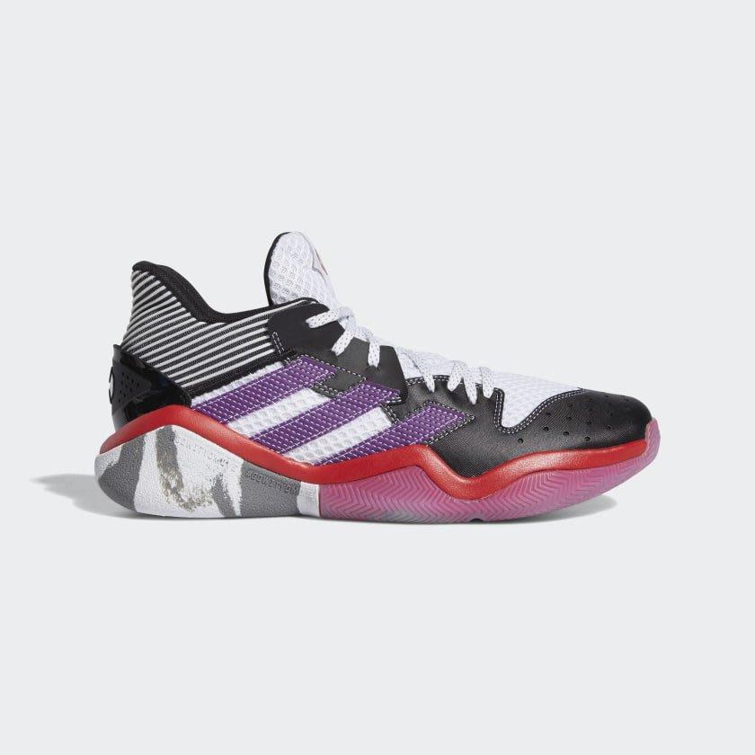 南◇2020 4月 ADIDAS HARDEN STEP-BACK  籃球鞋 哈登 EH1995  白黑紅 大鬍子