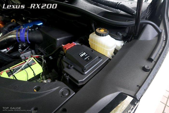 LEXUS RX200T RX300 NX200T NX300 IS200 點火提升日本TMWORKS 多重點火電腦