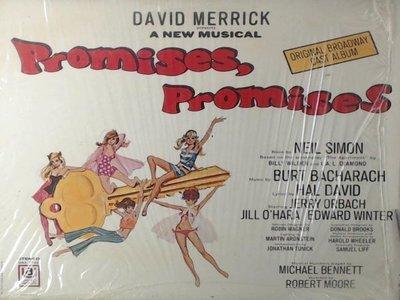 1-7-5音樂劇-大衛摩立克: Promises, Promises(葛萊美最佳音樂劇專輯獎)