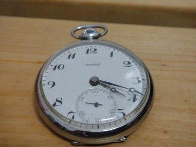 古董精工舍SEIKOSHA 百年帝國機械懷錶(SEIKO CITIZEN )