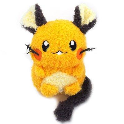 尼德斯Nydus~* 日本正版 神奇寶貝 精靈寶可夢 Pikachu 皮卡丘 絨毛玩偶 娃娃 咚咚鼠 約21cm