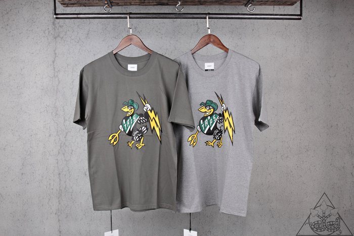 【HYDRA】Wtaps Master Chief Tee 雷神 閃電 老鷹 短T 目錄隱藏款【WTS79】