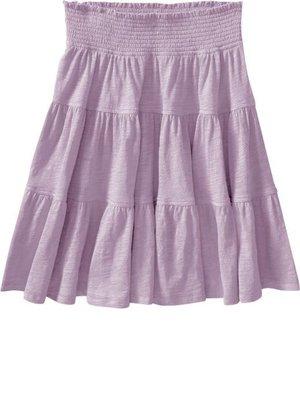 【美衣大鋪】☆ OLD NAVY 正品☆Slub-Knit Swing 美短裙