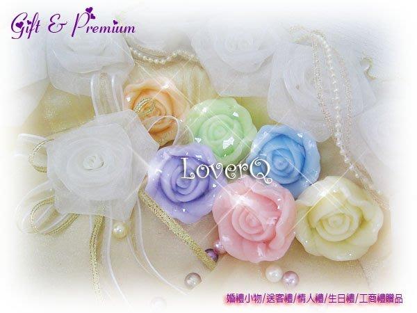 LoverQ 玫瑰手工皂 淋醬甜甜圈手工皂 馬卡龍手工皂 * 婚禮小物 手工香皂 喜字皂 造型皂 送客禮 情人禮
