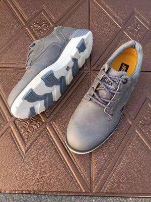 CAT卡特 真皮低幫男鞋 商務休閒鞋 戶外工作皮鞋   39-44碼