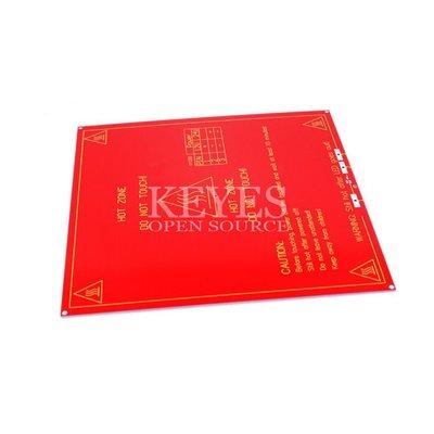 RepRap mendel PCB Heated MK2 for Mendel 3D印表機 熱床 w55 [30735-