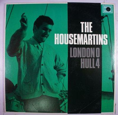 《二手美版黑膠》The Housemartins - London 0 Hull 4    AMG 4顆半星