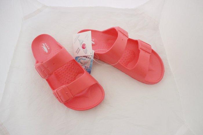 母子鱷魚 5539 男女 情侶 勃肯拖鞋 防水拖鞋 不可調整雙扣環休閒氣墊拖鞋  氣墊 拖鞋 軟Q 台灣製造