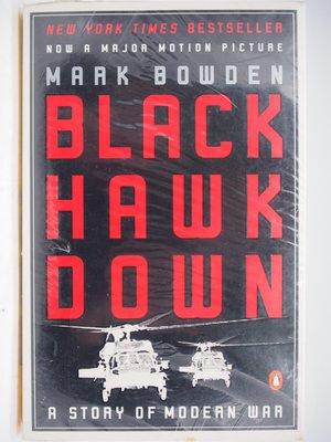 新書~Black Hawk Down:A Story of Modern War_Mark Bowden〖軍事〗CHP