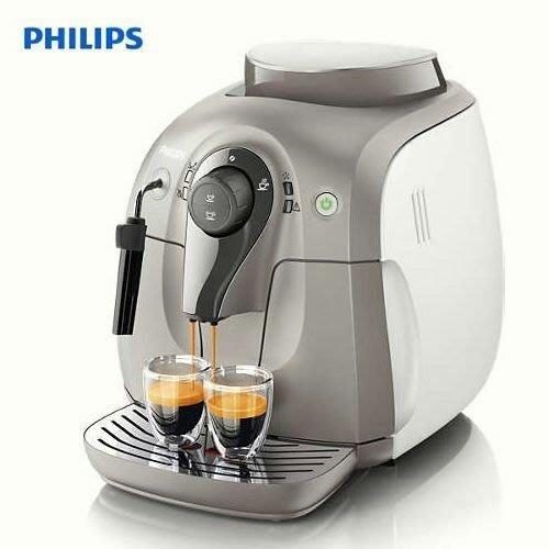 福利品出清PHILIPS 飛利浦 Saeco 全自動義式咖啡機 HD8651