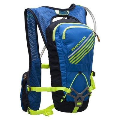 【大山野營】NATHAN 專業品牌 Grit戰鬥水袋背包(2L) 三鐵賽 越野跑 馬拉松 登山背包 NA5034NEBY