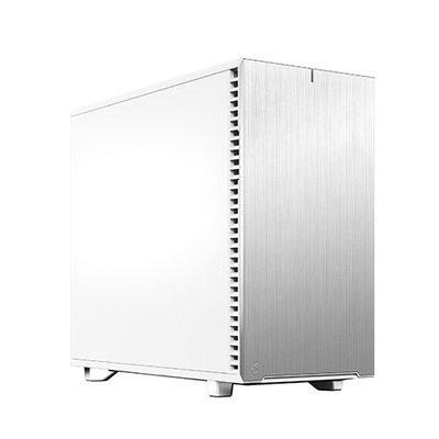 *硬派精璽* Fractal Design Define 7機殼靜音版白色000309000080