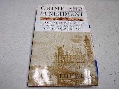 【懶得出門二手書】《Crime and Punishment》ISBN:0953435105││七成新 (B11R25