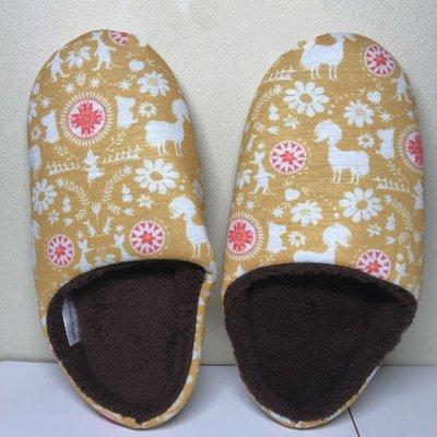 ☆Juicy☆日本 MOOMIN 嚕嚕米 亞美 小不點 室內拖鞋 拖鞋 室內用品 居家鞋 室內拖 辦公拖 3276