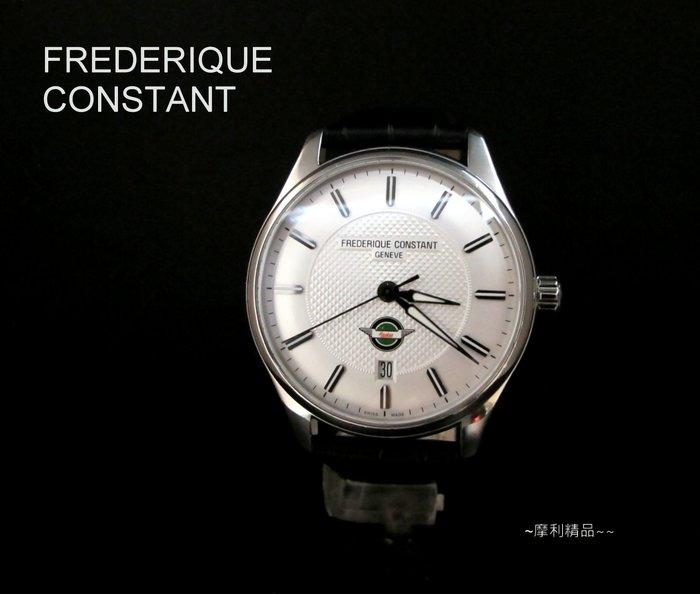 【摩利精品】FREDERIQUE CONSTANT康士登HEALEY 限量錶 *真品* 低價特賣