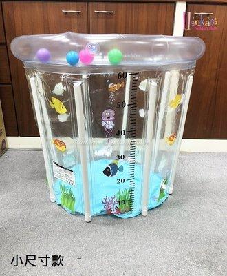 ☆[Hankaro]☆夏日戲水海底世界圖案印刷兒童小水池(小尺寸)