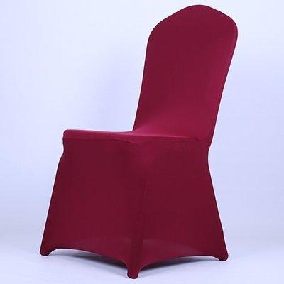 居家家飾設計 餐廳椅套(套腳式)-彈性椅套(超厚)-適用無扶手椅型訂製 多種顏色 可烘乾 免熨燙超方便