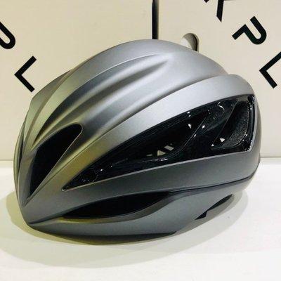 【皇小立】KPLUS ULTRA 磁吸式安全帽 霧灰 自行車安全帽 / KASK MONTON POC OGK GIRO