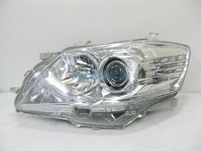 ~~ADT.車燈.車材~~豐田 CAMRY 09 10 11 原廠型 自動轉向HID專用魚眼大燈單邊7000 含水平馬達