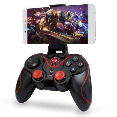 藍牙遊戲手柄S600增強版適配手機平板電腦盒子安卓手柄