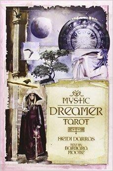 【預馨緣塔羅鋪】現貨正版神秘夢想家塔羅 Mystic Dreamer Tarot(豪華套裝版)(大盒)