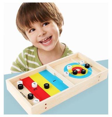 【晴晴百寶盒】木製 桌面冰狐球 桌遊 手部練習 親子早教 益智遊戲玩具 安全平價促銷 禮物禮品 CP值高 P121
