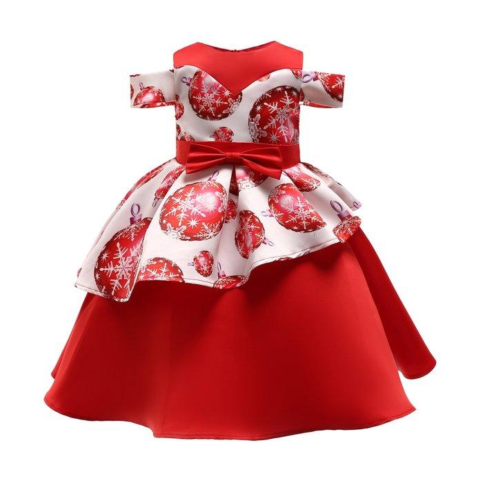 •*~ 辣媽咪衣飾小舖 ~*•❤童裝系列❤K970502韓版大童夏款甜美清新時尚蓬蓬蕾絲亮片可愛公主禮服公主洋裝