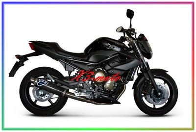 【TERMIGNONI】番仔管 YAMAHA XJ6 XJ6N XJ6S DIVERSION 全段管 2009-2016