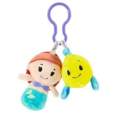 預購 美國 Hallmark Disney The Little Ariel 愛麗兒 包包掛飾 鑰匙圈 娃娃 吊飾