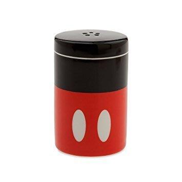 代購現貨 美國加州迪士尼商品 米奇/米妮  鹽或胡椒罐紅色