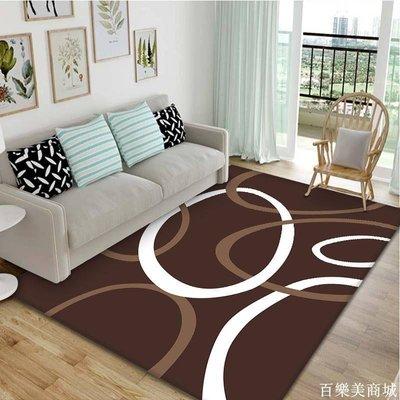 精選  北歐滿鋪可愛簡約現代門墊客廳茶幾沙發地毯臥室床邊毯長方形家用