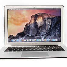 【台南橙市3C】APPLE MACBOOK AIR 13吋 I5 1.7G 4G 128G HD3000 #55479