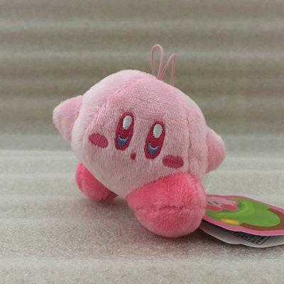【景品一番 TOYS】日本SK JAPAN景品 NINTENDO 電玩 星のカービィ 星之卡比 KIRBY  細 毛公仔 掛飾