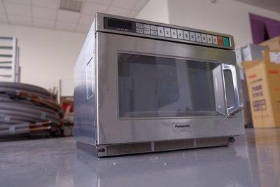 [二手美品]Panasonic NE-1856 國際牌商用微波爐? 開心議價?