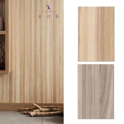 【夏法羅 窗藝】日本進口仿木紋 仿建材 溫馨質感壁紙 BT-103485~486