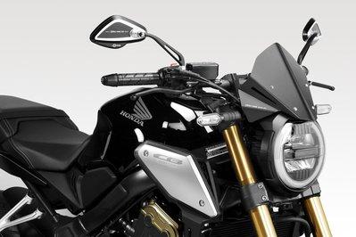 【MotoLAB】[預購] 2019 Honda CB650R 義大利DPM Race 鋁製風鏡
