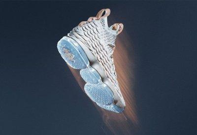 NIKE LEBRON XV GHOST GS LBJ 15 卡其色 氣墊 運動籃球鞋