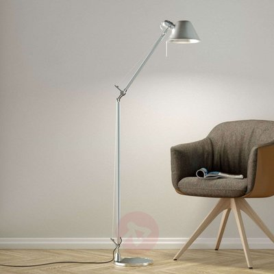 Maison de luxe Artemide TOLOMEO READING LED FLOOR LAMP 閱讀立燈