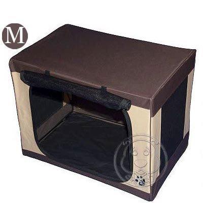 【??培菓寵物48H出貨??】美國PET GEAR》TL5030SA 方形舒適摺疊屋(M) 特價1390元限宅配