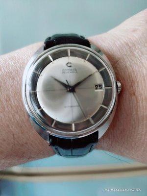 瑞士consul(總督)自動上鍊機械錶,
