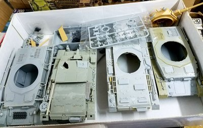 -1/35-German armoured vehicles-4 vehicles  -加5元-M-900