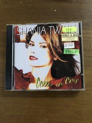 *還有唱片三館*SHANIA TWAIN / COME ON OVER 二手 YY0702