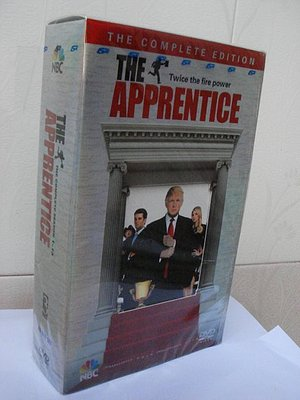 歐美劇《The Apprentice 飛黃騰達-誰是接班人》第1-13季 DVD 全場任選買二送一優惠中喔!!