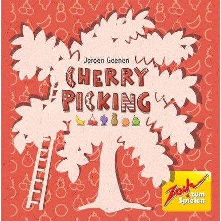 大安殿實體店面 免費送牌套 摘櫻桃 Cherry Picking 新天鵝堡代理 官方正版益智桌遊