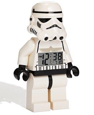 雙寶媽咪─ LEGO人偶鬧鐘系列《白賓》全新現貨 (下標前請先詢問唷)