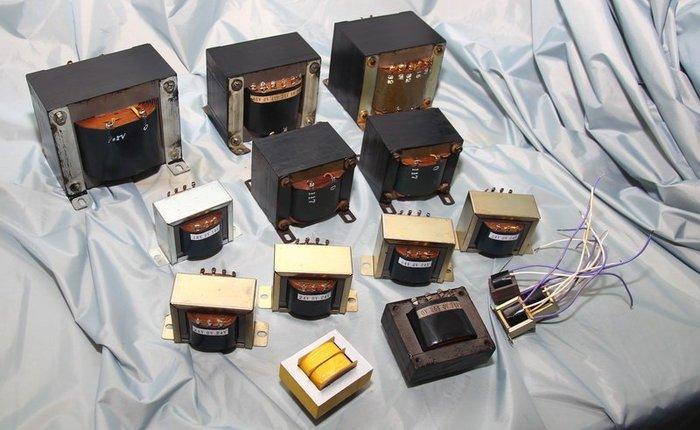 [山姆音響] 音響變壓器/ 專用鐵芯紙筒層繞EI變壓器--各型規格歡迎洽詢訂購