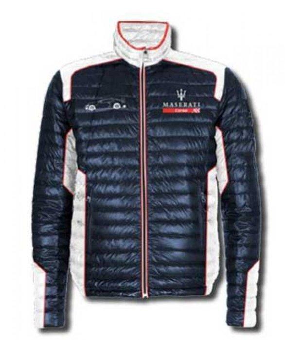 Maserati Corse 瑪莎拉蒂車隊防寒車隊外套-最後一件最大優惠促銷~