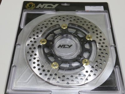 NCY N12 金色 特仕版 金鈦 鍍金 圓碟 浮動碟盤 勁戰 新勁戰 四代勁戰 BWS X BWS R 245 mm